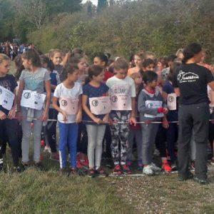 200 jeunes pour le cross du collège (La Dépêche)